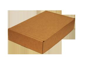 Почтовая коробка Тип Е, №1 (270 х 165 х 50 мм), 1уп = 10шт