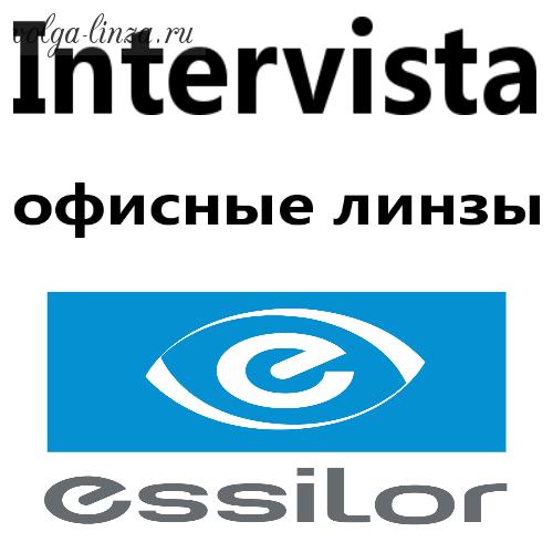 Офисные полимерные линзы Intervista