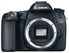 Canon EOS 70D Body rst