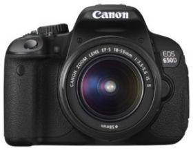 Canon EOS 650D Kit 18-55 is фиксированная цена