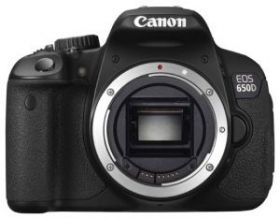 Canon EOS 650D Body фиксированная цена
