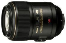 Nikon 105mm f/2.8G IF-ED AF-S VR Micro-Nikkor JAPAN