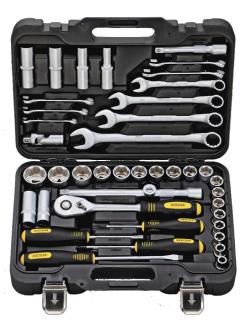 Универсальный набор инструментов 42 предмета BERGER BG042-12