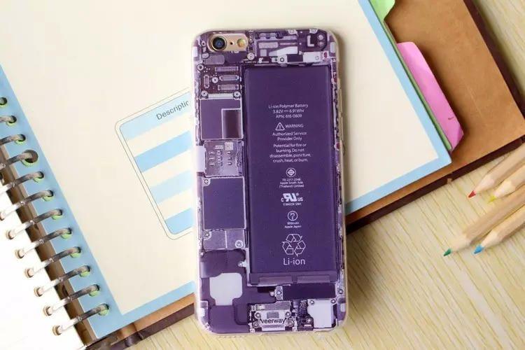 Силиконовый чехол для iphone 6/6s (плата iphone )