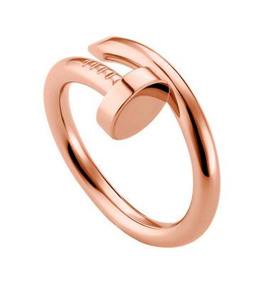 Cartier Розовое золото