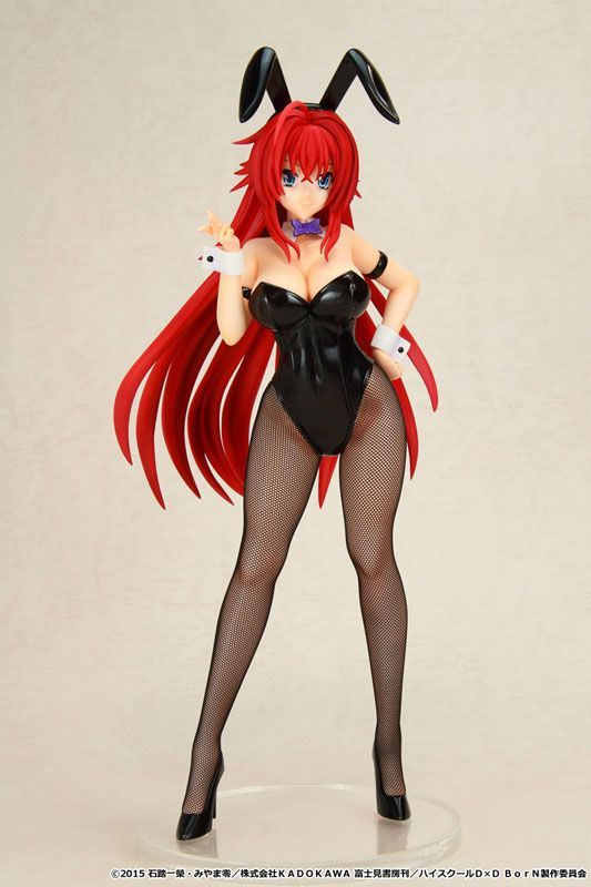 Фигурка High School D x D BorN - Rias Gremory Bunny Ver.