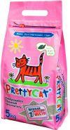 Pretty Cat Euro Mix Комкующийся глиняный наполнитель с ароматом алоэ (5 кг)