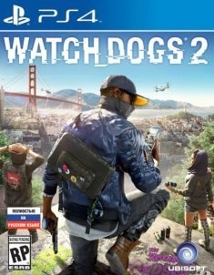 Игра Watch Dogs 2 (PS4, русская версия)