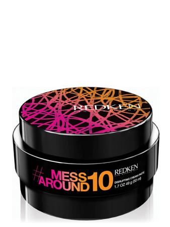 Redken Mess Around 10 Текстурирующая крем-паста