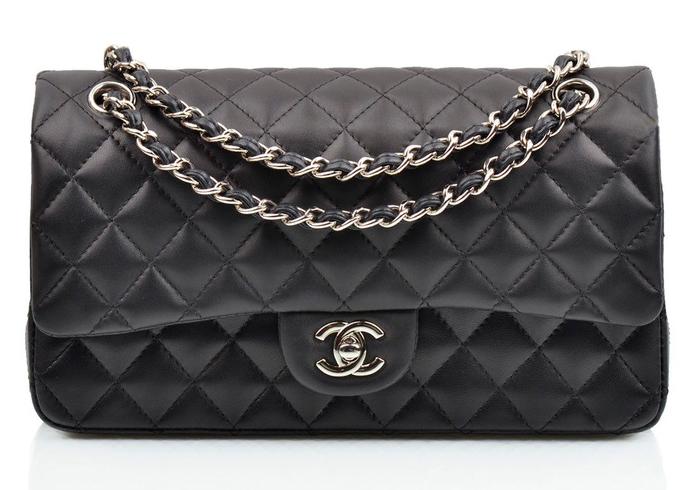 Chanel Клатч натуральная кожа 95521