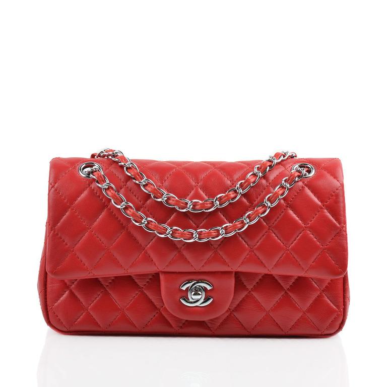 Chanel Клатч натуральная кожа 95525