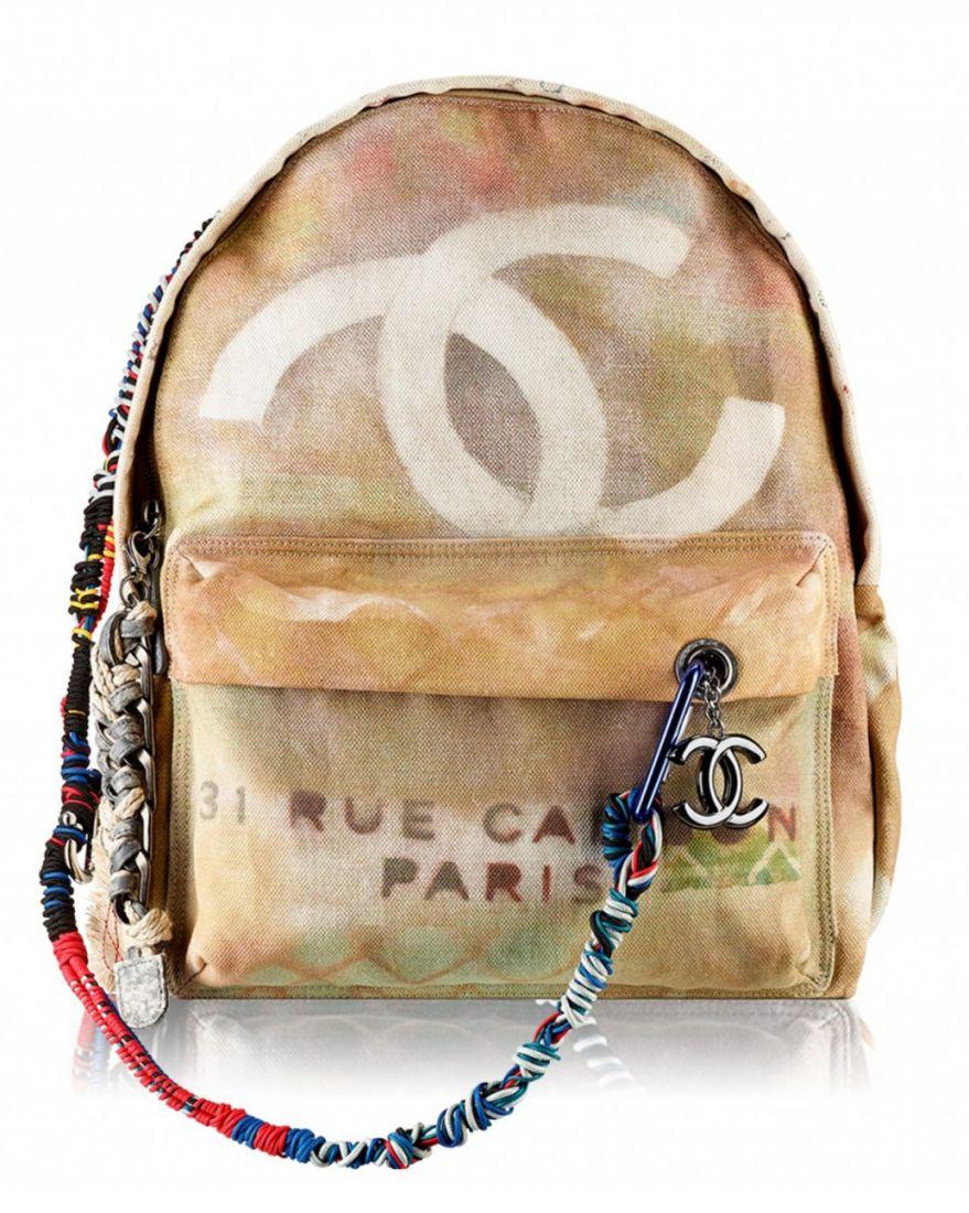Рюкзак Chanel Cruise