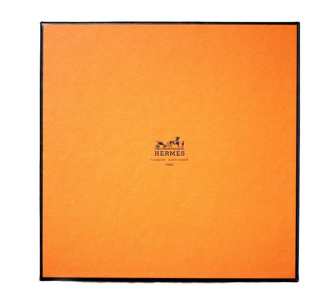 Коробка Hermes для хранения ремня