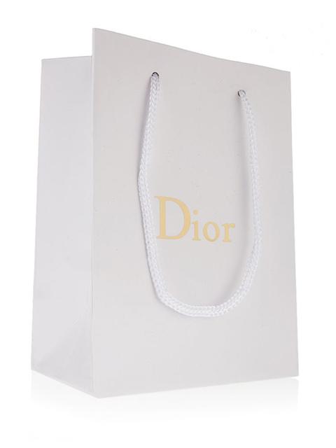 Фирменный пакет Dior для  15 х 11cm
