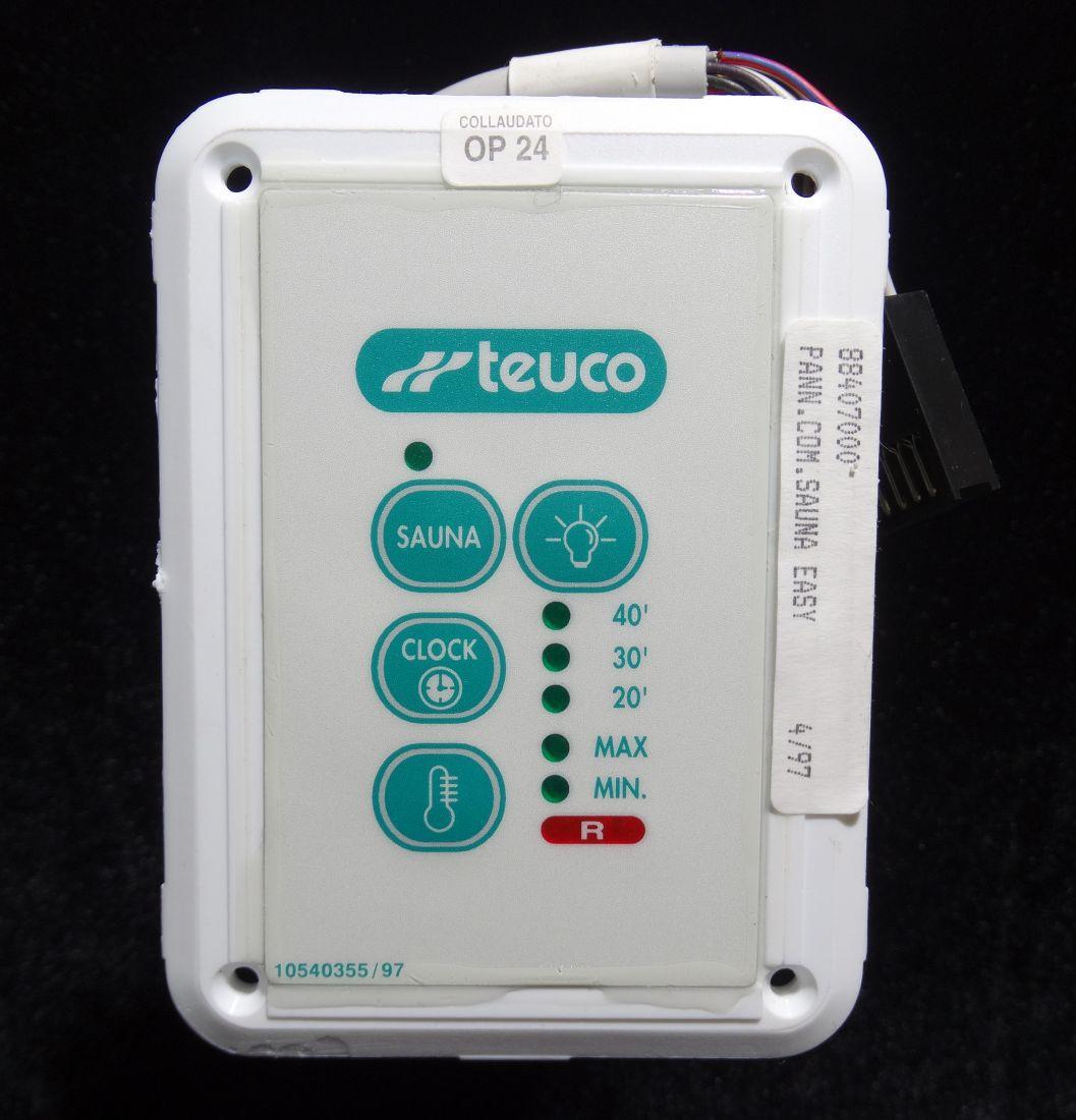 Пульт управления сауной TEUCO