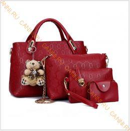 Набор сумок K-04.1 Красная