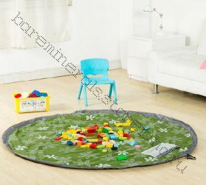 Мешок для хранения игрушек 150 см зеленый