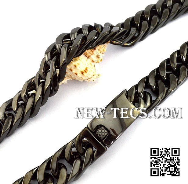 Массивная мужская цепь