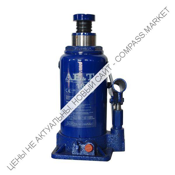 Домкрат бутылочный T20216 AE&T 16т