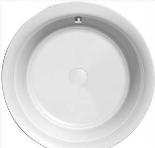 Акриловая ванна Alpen Oblo 165 без гидромассажа