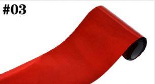Фольга для дизайна ногтей 3