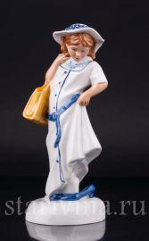 Маленькая модница, Royal Doulton, Великобритания, 1981 г