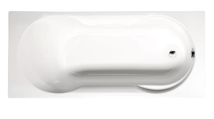 Акриловая ванна Alpen Satina 180x80 без гидромассажа