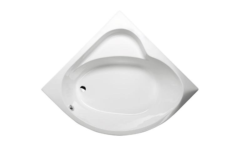 Акриловая ванна Alpen Sirius 130x130 без гидромассажа