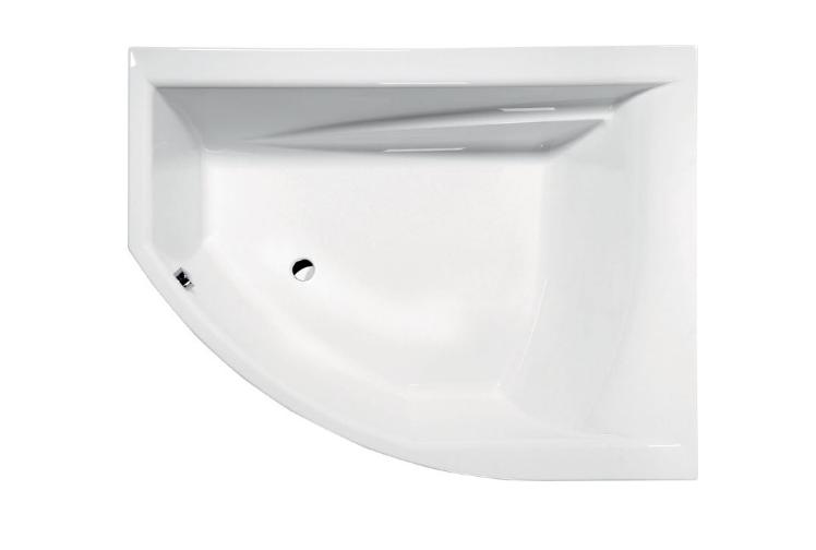 Акриловая ванна Alpen Tandem 170x130 R без гидромассажа