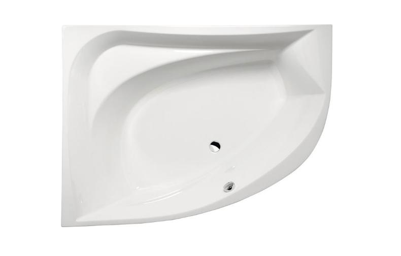 Акриловая ванна Alpen Tanya 160x120 L без гидромассажа