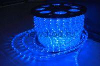 Дюралайт LED Синий, квадратный, 3-жилы