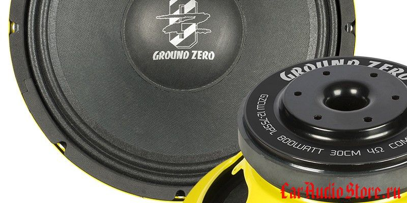 Ground Zero GZCW 12-75SPL