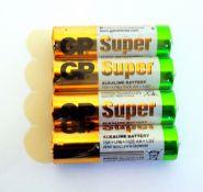батарейка GP SUPER LR6 4/96