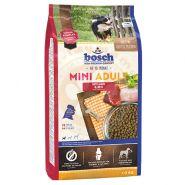 Bosch Mini Adult with Lamb & Rice Полнорационный корм для взрослых собак маленьких пород с ягненком и рисом (1 кг)