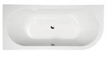 Акриловая ванна Alpen Viva 185x80 L без гидромассажа