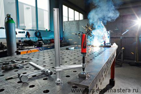 Струбцина (зажимный элемент) для сварочных столов с различной глубиной захвата TW16 BESSEY BE-TW16-20-10-2K