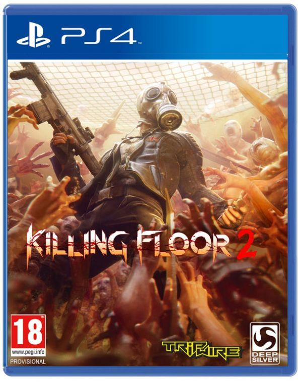Игра Killing Floor 2 (PS4, русская версия)