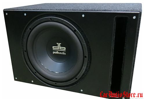 Polk Audio db1240 vented box