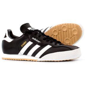 Кроссовки adidas Samba Super чёрные