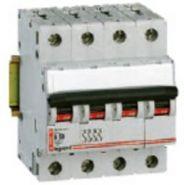 Автоматический выключатель Legrand 4-полюсный 80A-4М(тип C)