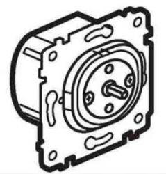 Выключатель для управления освещ. и вентиляцией с регул. времени 0-15 минут (арт.775962)