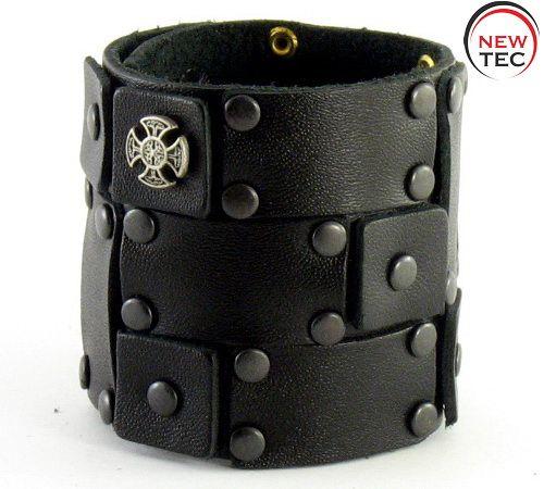 Кожаный браслет NewTec-15