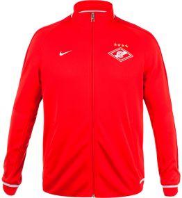 Олимпийка Nike Spartak N98 Authentic Track Jacket красная