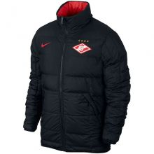 Куртка Nike Core Padded Spartak Jacket чёрная