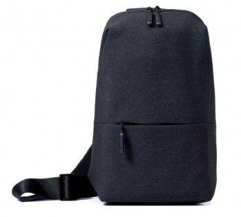 Рюкзак Xiaomi City Sling Bag 10.1-10.5 (Тёмно -Серый)