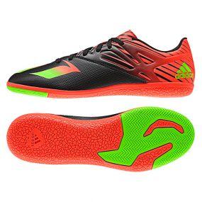 Футзалки adidas Messi 15.3 IN чёрные