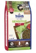 Bosch Sensitive Lamb & Riсe Полнорационный корм для собак, склонных к аллергии (1 кг)