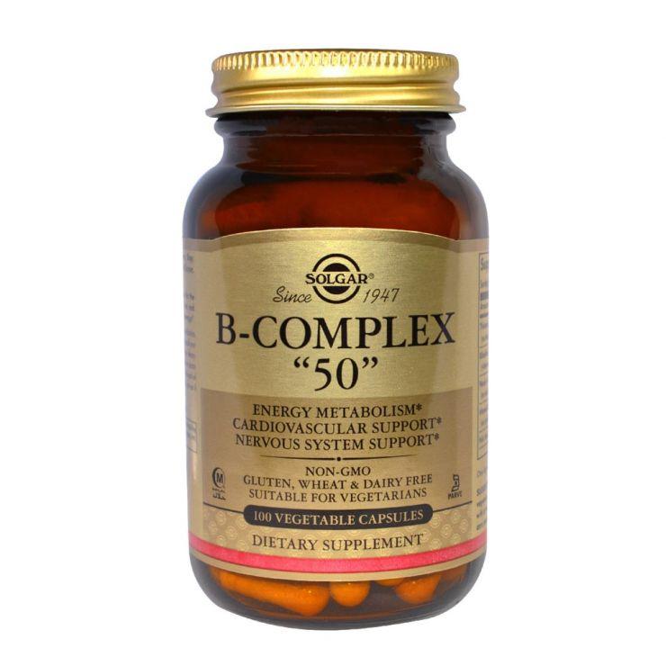Комплекс В-50, 100 капсул