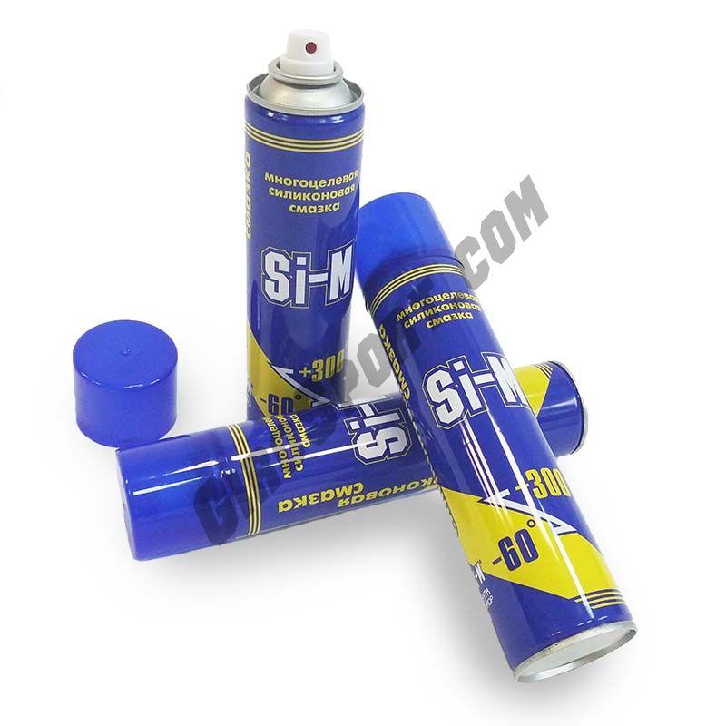 Смазка силиконовая Si-M, универсальная