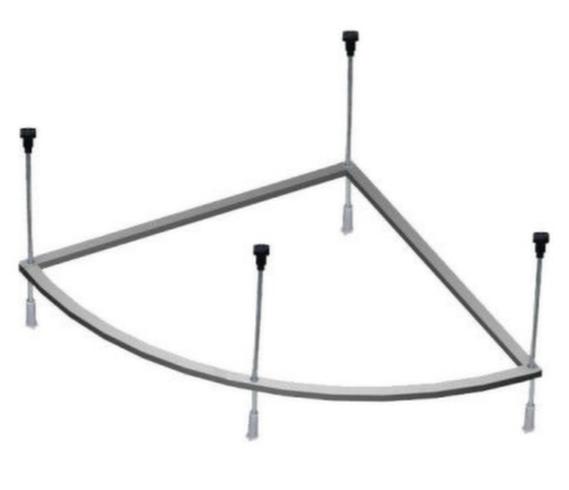 Каркас для ванны Alpen 150x150